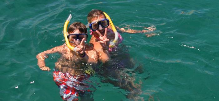 Caborey Snorkeling Tour