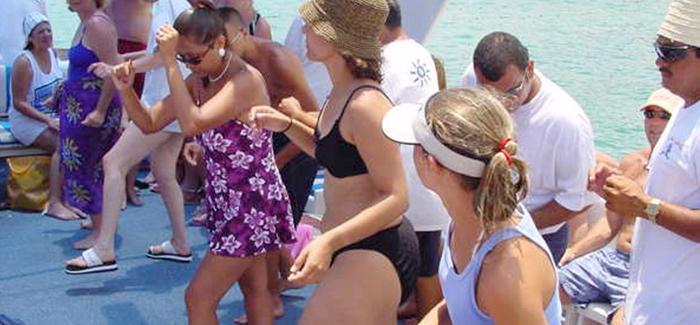 SunRider Snorkeling Cruise