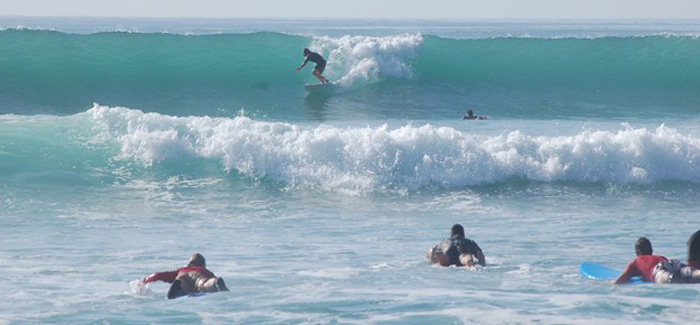 Outfitters Cerritios Surfing Day Trip