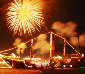 Buccaneers Night Dinner Cruise