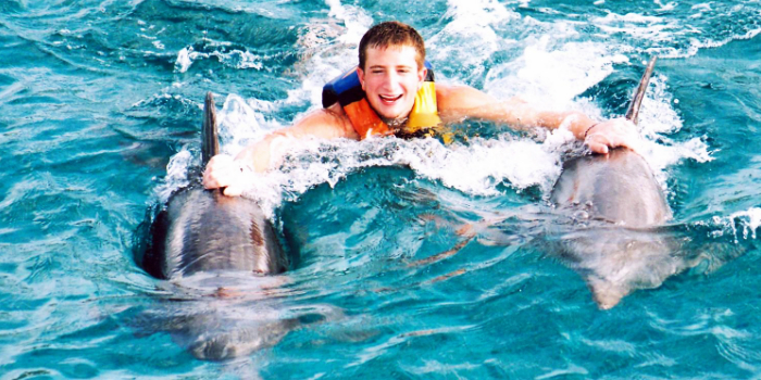 Vallarta Dolphin Encounter
