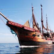 Pirate Treasure Land Voyage