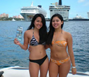 Bahama Boat Sightseeing and Snorkeling Package