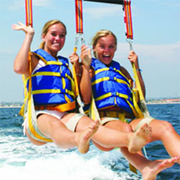Freeport Parasailing: Ocean Motion