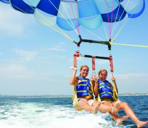 Freeport Parasailing Tour: Ocean Motion