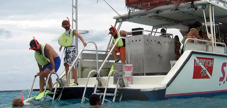 Stuart Cove Bahamas Snorkel Adventure