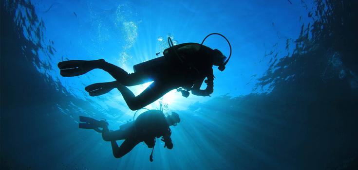 PADI e-Learning Open Water Certification