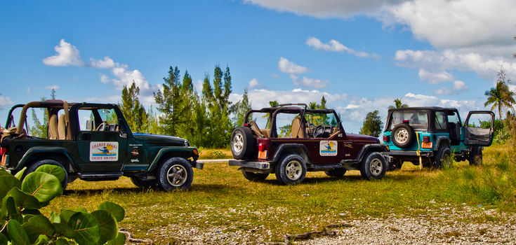 Freeport Bahamas Tours: Jeep Safari Tour