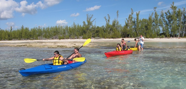 Peterson Cay Kayak and Snorkel Tour