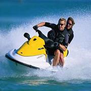Lucayan Jet Ski Island Tour