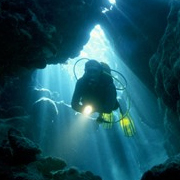 Bahamas Lost Blue Hole Dive