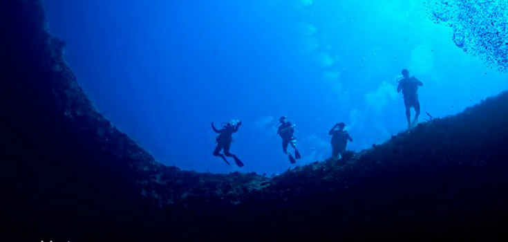 Bahama Divers Blue Hole Dive