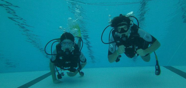 UNEXSO Discover Scuba Diving