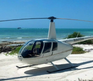Key West Eco Helicopter Tour