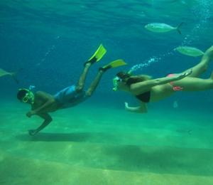 Beach Hopper Snorkel Tour