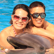 Private Dolphin Swim for Couples